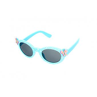 Sunglasses Girl Blue/White (K-123)