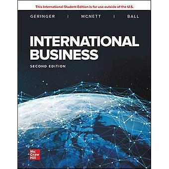 ISE International Business by Michael Geringer - 9781260566215 Book