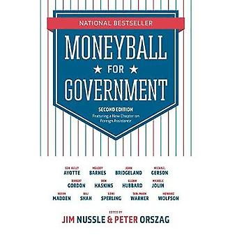 Moneyball for Government by Jim Nussle - 9781633310032 Book