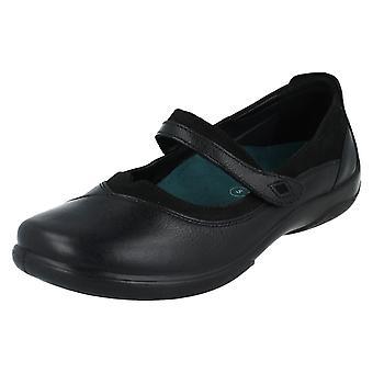 Ladies Padders Flat Shoes Medley