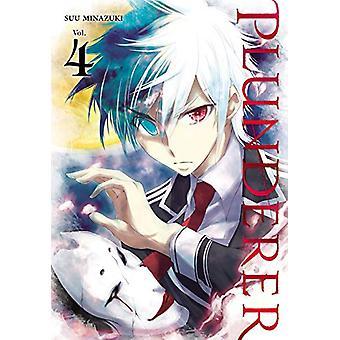 Plunderer - Vol. 4 by Suu Minazuki - 9781975383558 Book