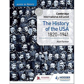 Access to History for Cambridge International AS Level - The History o