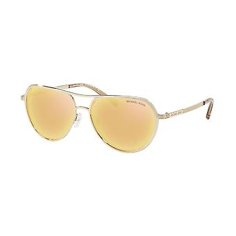 Michael Kors Madrid Ladies Sunglasses - MK1036 12127J - Lite Gold