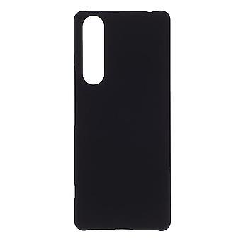 Sony Xperia 10 II Gumowana powłoka - czarna