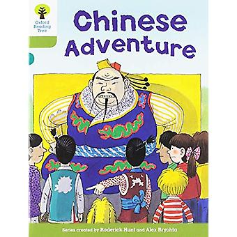 Oxford Reading Tree Biff - Chip and Kipper Stories - Level 7 More Stor