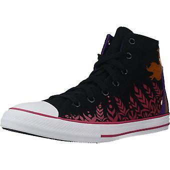 Converse Zapatillas Ctas Hi Color Black