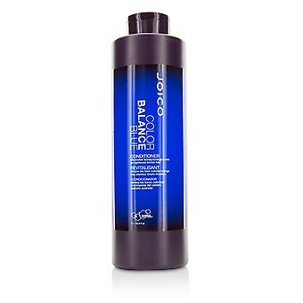Väritasapaino sininen hoitoaine (poistaa messinki / oranssi sävyjä vaaleilla ruskeat hiukset) 217702 1000ml / 33.8oz