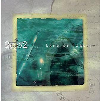2002 - Land of Forever [CD] USA import