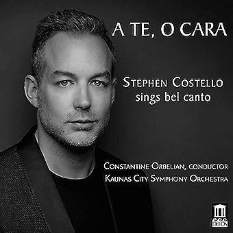 Bellini / Costello - Stephen Costello Sings Bel Canto [CD] USA import