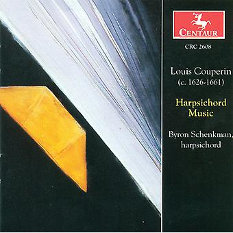 L. Couperin - Louis Couperin: Harpsichord Music [CD] USA import
