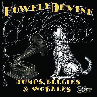 Howelldevine - Jumps Boogies & Wobbles [Vinyl] USA import