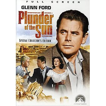 Plunder of the Sun [DVD] USA import