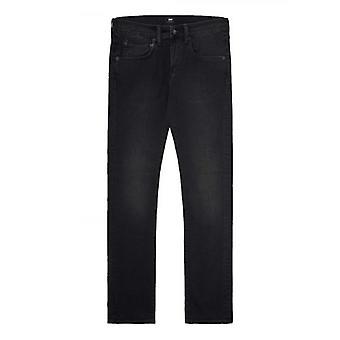 Edwin ED-55 CS Ayano Black Denim Regular Tapered Jean