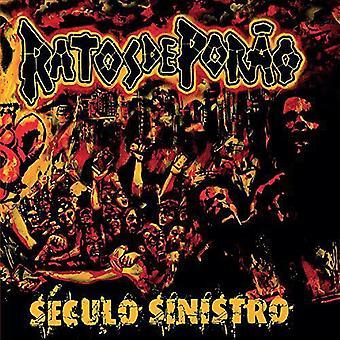 Ratos De Porao - Seculo Sinistro [Vinyl] USA import