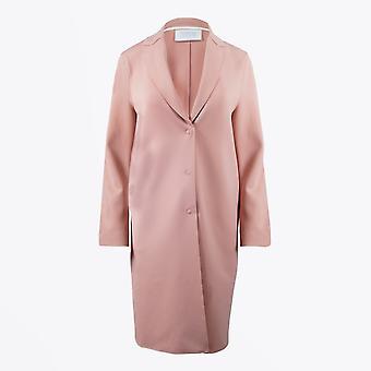Harris Wharf - Manteau de cocon technique - Rose