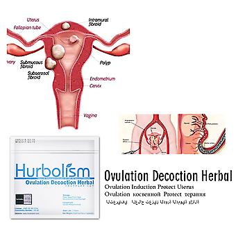 Herb Formula To Warm Womb Cure Female Infertility Help Ovulation And Enhance Ovary Functions