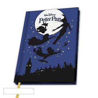 Peter Pan A5 Muistikirja