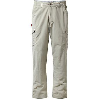 Craghoppers Mens NosiLife Cargo Trousers Long Leg