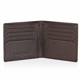 Cocoa Brown Richmond Leather Billfold Wallet
