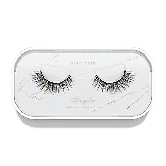 Esqido Unisyn False Eyelashes - Gin & Tonic - Natural & Lightweight Fake Lashes