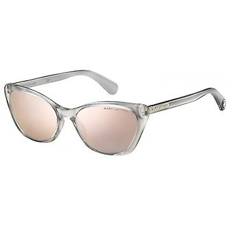 Sunglasses Women's Cat-Eye Transparent