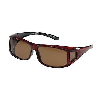 Sunglasses Unisex Conversion Red Category 1 VZ-0001PL