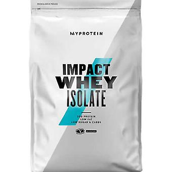Myprotein Impact Whey Isolate Unflavored 2500 gr