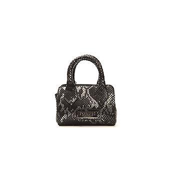 Pompei Donatella Grigio Grey Handbag PO667778