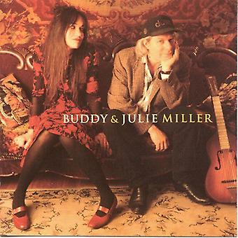 Buddy Miller & Julie - Buddy & Julie Miller [CD] USA import