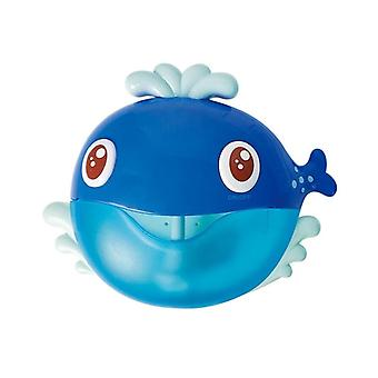 Outdoor Blowing Bubble Frog&crabs Baby Bath Toy Bubble Maker Swimming Bathtub Soap Machine Toy For Children With Music Water Toy