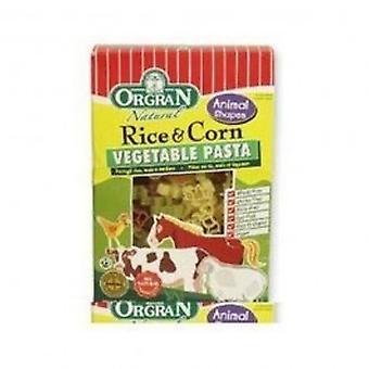Orgran - Rice & Corn Veg Animal Shapes 200g