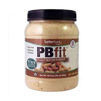 Betterbody Pb Fit Chocolate Peanut Butter Powder - Betterbody Pb Fit Chocolate Peanut Butter Powder