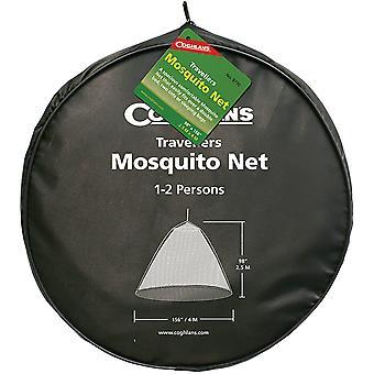 Coghlan's Travellers Mosquito Net, 1-2 Personer, Resenärer Tillverkade av Fine Mesh