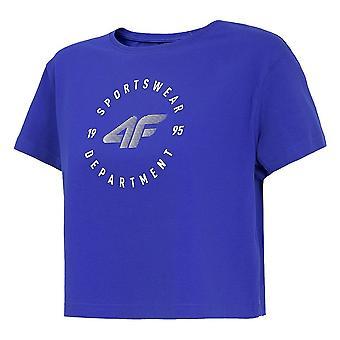 4F TSD020 H4L20TSD02036S universella sommar kvinnor t-shirt