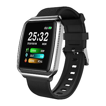 Smart Watch For Men Blood Pressure Measurement Waterproof Women Heart Rate Monitor Watches  Android Ios