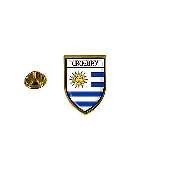 pine pine badge pine pin-apos;s souvenir stad vlag land Uruguayaanse wapenschild