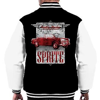 Austin Healey Sprite British Motor Heritage Men's Varsity Jacket