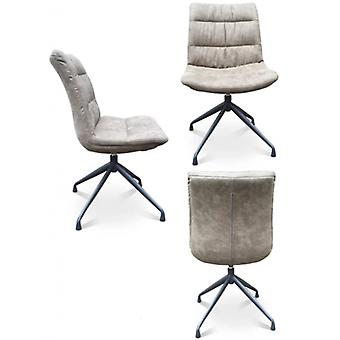 Chair Bobbie 295 Grey /104