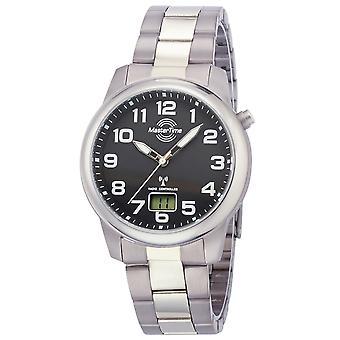 Mens Watch Master Time MTGT-10651-50M, Quartz, 41mm, 3ATM