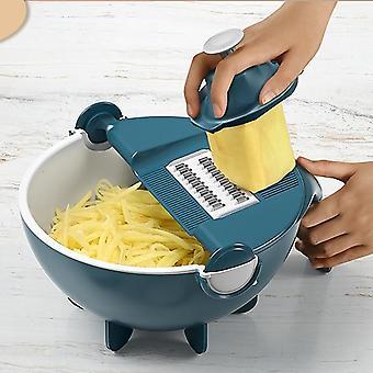 Monitoiminen kasvisleikkuri - Keittiötyökalut