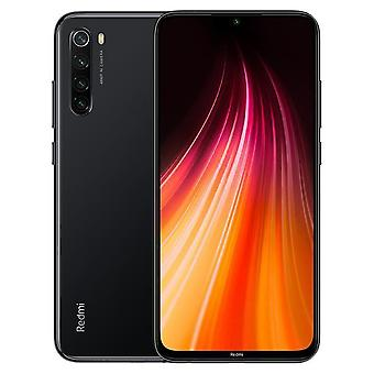 Xiaomi Redmi note 8 6GB / 64GB black smartphone