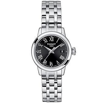 Tissot T129.210.11.053.00 Classic Dream Ladies Silver Edelstahl Uhr