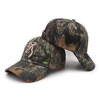Outdoor Sport Unisex Camouflage Caps