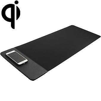 QI Standard Lighting Wireless Charger Thickening Computer Mouse Pad, Size: 79x30x0.7cm