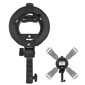 S Type Portable Top Flash Bracket