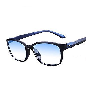 ضوء أزرق حجب النظارات Tr90 نظارات الكمبيوتر نظارات / النساء
