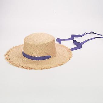 Szalag Sun Hat, Gyerekek Nyári Beach Uv Sapkák