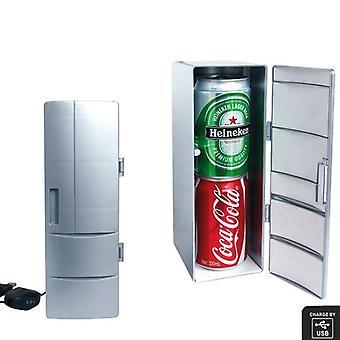 Gyári értékesítés Közvetlen Mini Usb Hűtőszekrény, Creative Medicine Kozmetikumok Hűtőszekrény