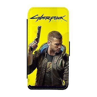 Cyberpunk 2077 iPhone 12 Pro Max Wallet Case