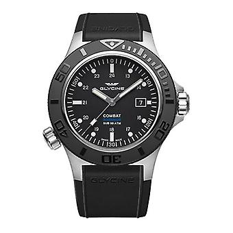Glycine watch combat sub aquarius gl0039